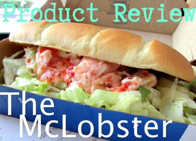 Product Review: The McLobster