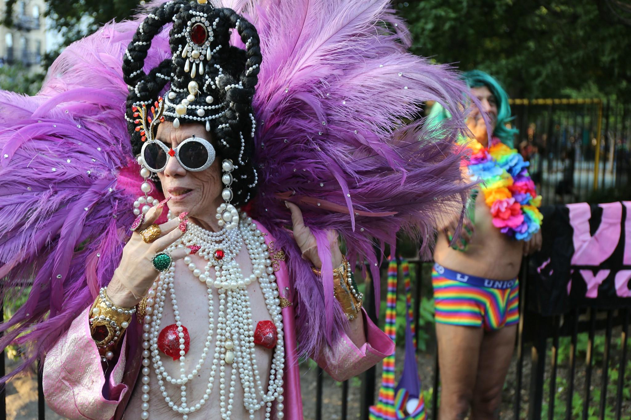 Nyc Drag Drag March 2015 Pride Nyc