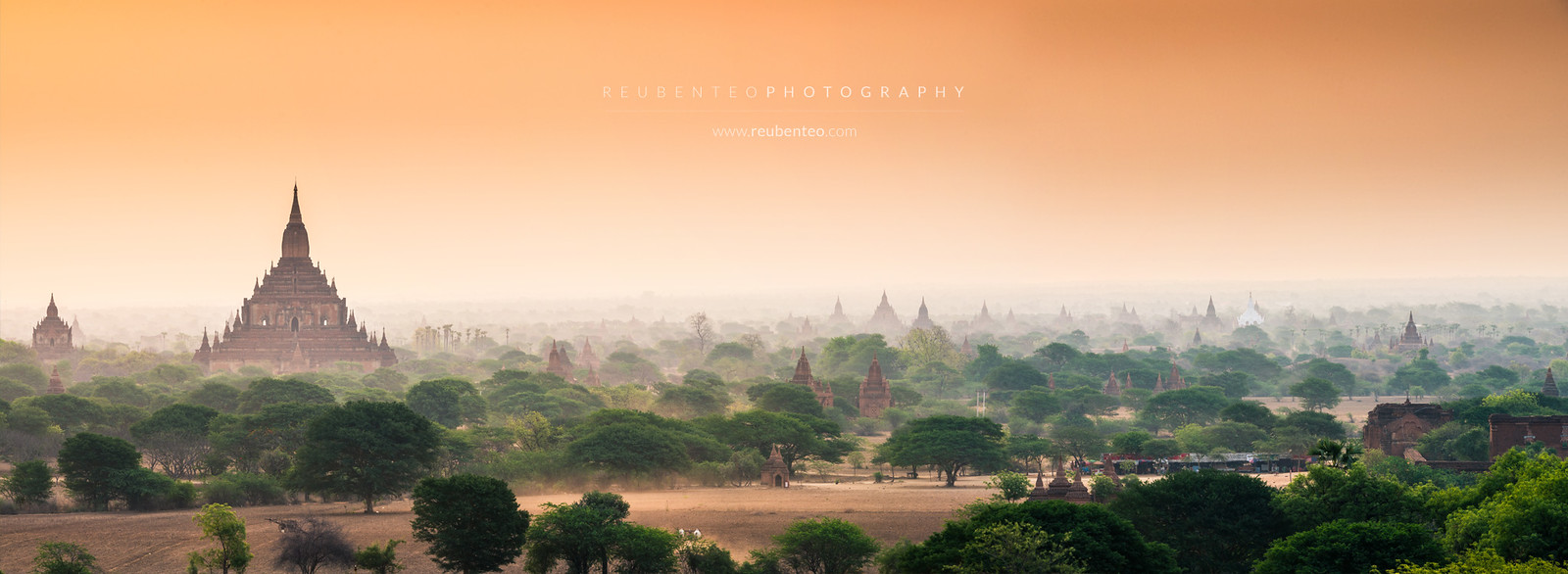 Bagan Early Morning