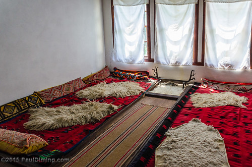 Family House Sleeping Room @ The Ethnological Museum - Pristina, Kosovo | by Paul Diming