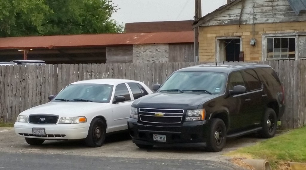 Elgin, TX Police Unmarked Chevy Tahoe PPV & Ford Crown Vic ...