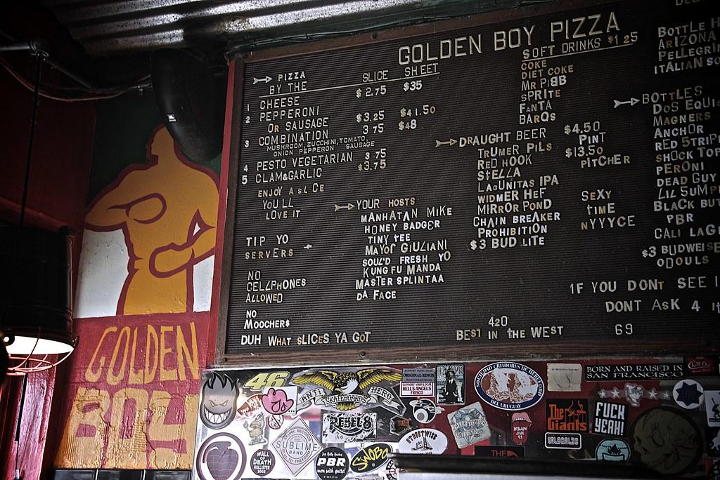 North Beach Pizza Burlingame