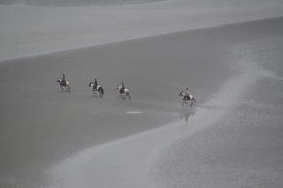 018 Paarden op strand