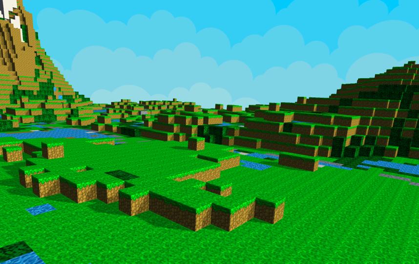 Minecraft Unity Voxel