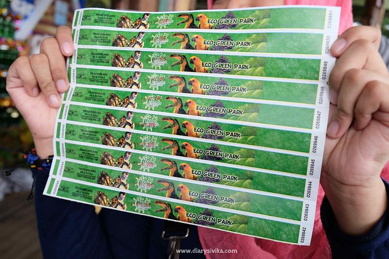 tiket harga eco green park