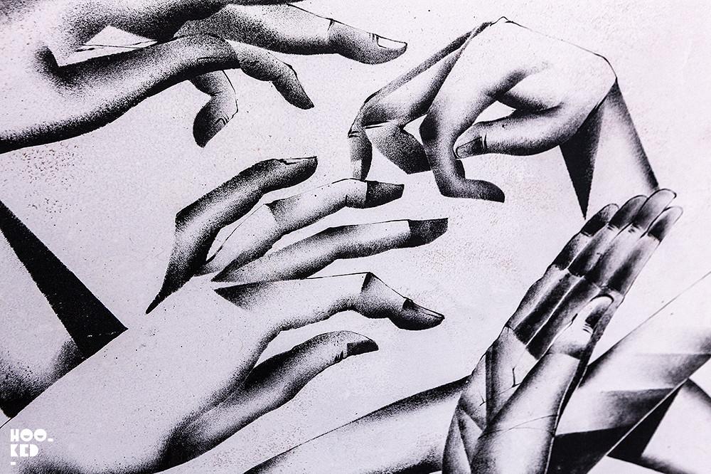 Time Traveller Artist Man — Italian street artist RUN's New Book
