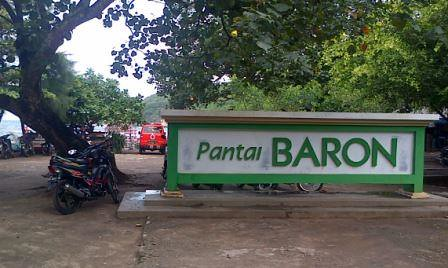 welcome to pantai baron