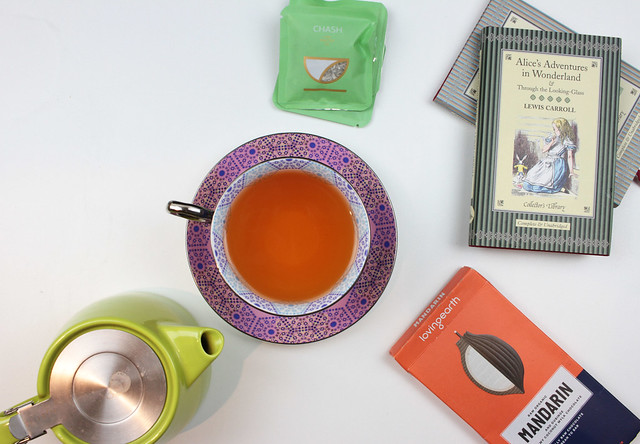 orange rooibos tea review