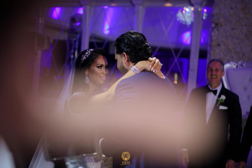 Nicole & Manny Wedding by EBM Studios