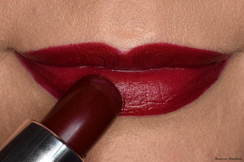 Zoya maxwell lipstick swatch
