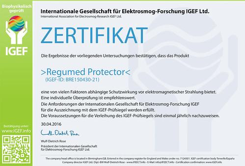IGEF-Zertifikat-BRE-DE