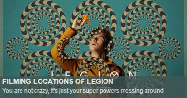 Legion locations