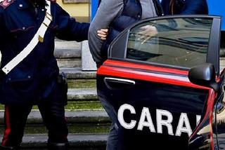 Noicattaro. Arreesto Carabinieri front