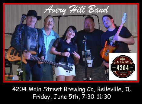 Avery Hill 6-5-15