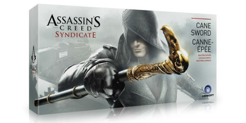 Assassin's Creed: Syndicate to get collectible replica weapons and novel
