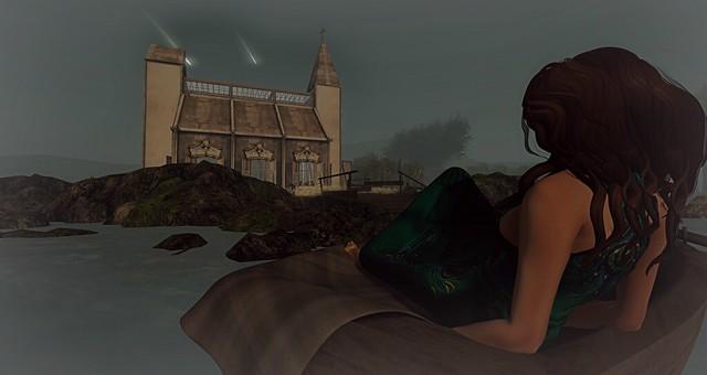 Monica Querrien - L'Arc en Ciel - Second Life