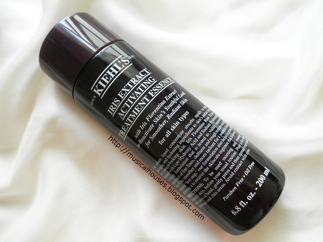 Kiehl's Iris Extract Activating Essence Bottle