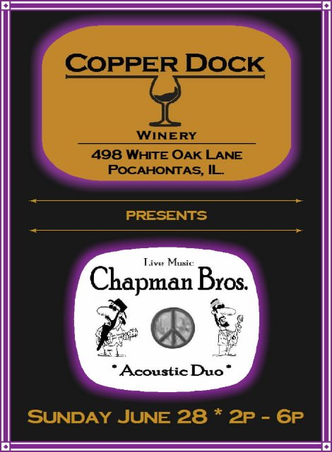 Chapman Bros 6-28-15