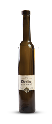 Botrytis-Affected Riesling from Wild Goose Vineyards, Okanagan Falls, BC
