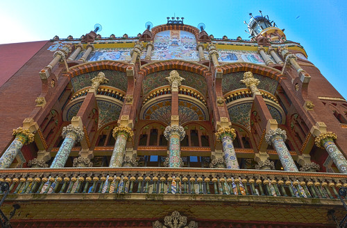 Palau de la Musica Orfeo Catalana