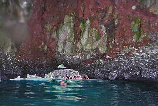 Coron - Twin Lagoon narrow gap thru