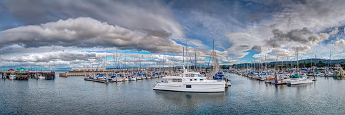 Fishermans Wharf and Marina - Monterey, CA | by Axe.Man