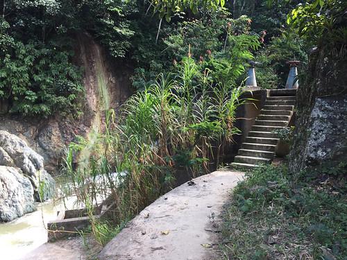 64 - Sperrwerk am Oberlauf Salto Baiguate