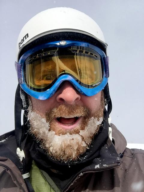 happy snow-beard times