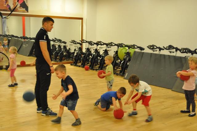 Lekcje WF ze Stalą Gorzów - Pure Jatomi Fitness