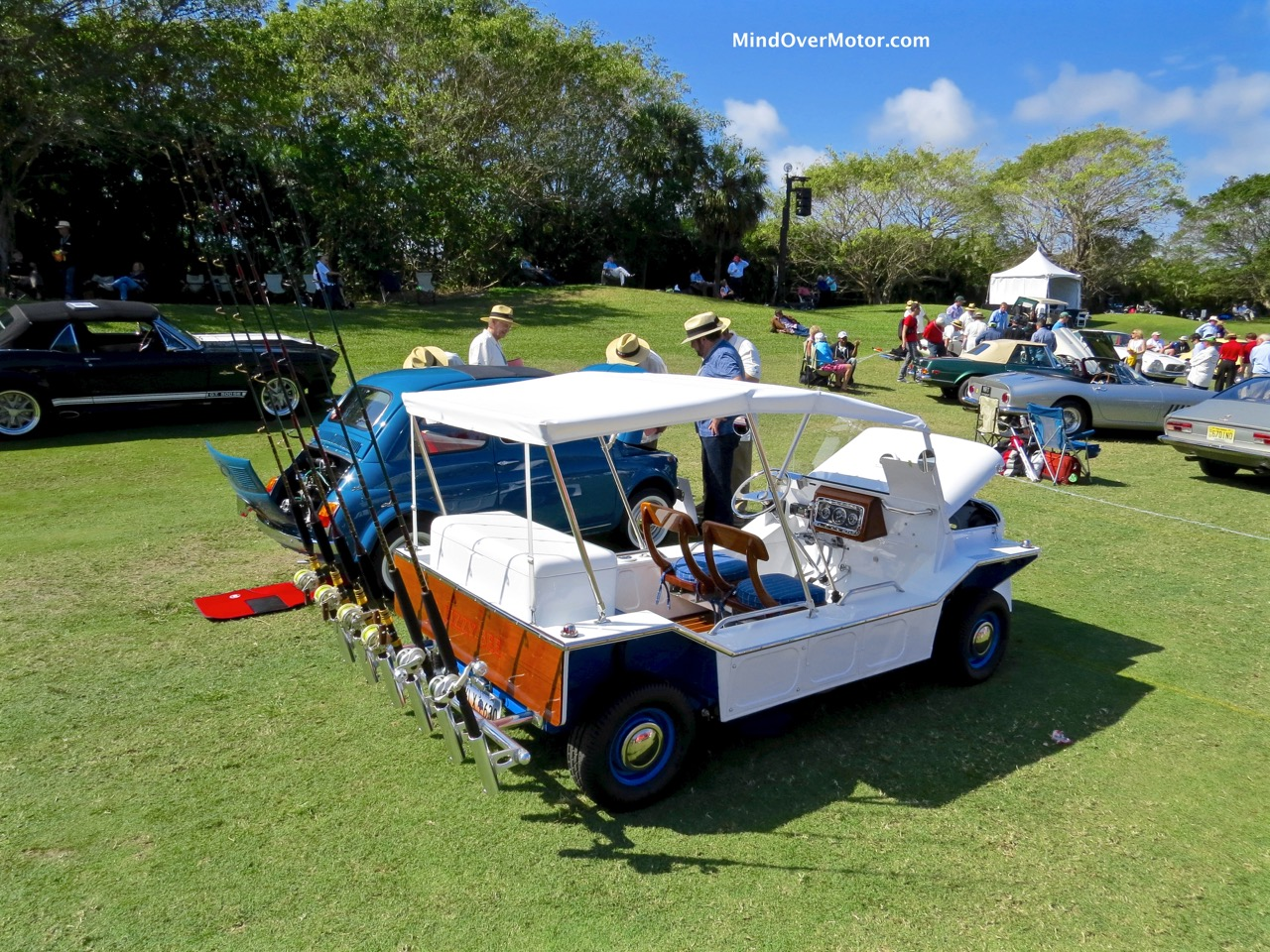 Mini Moke Rear
