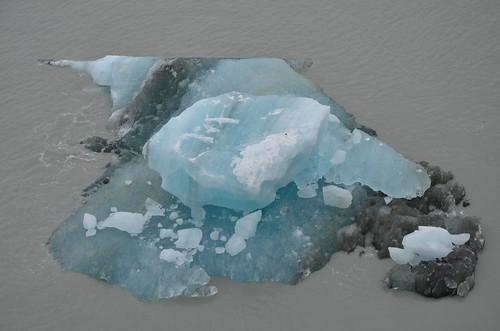 Iceberg, Hubbard Glacier, AK