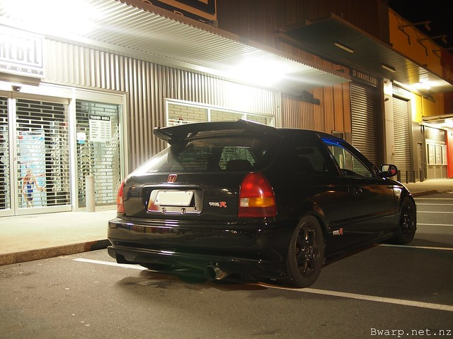 Honda EK9 Civic Type R