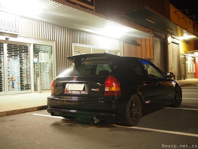 Honda EK9 Civic Type R