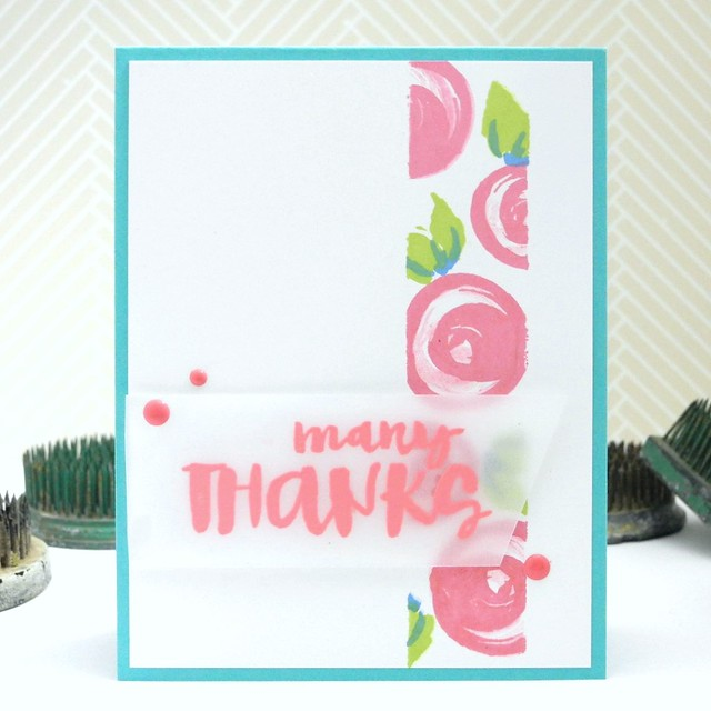 Fun with Flowers by Jennifer Ingle #justjingle #simonsaysstamp #wplus9 #cards