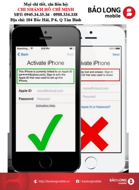 Biện pháp gia tăng bảo mật tài khoản iCloud của iPhone/iPad cho người tiêu dùng tại TP.HCM