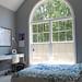 Guest Room Window