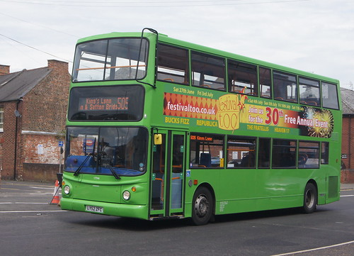 Stagecoach Norfolk 17744 LY52 ZFC