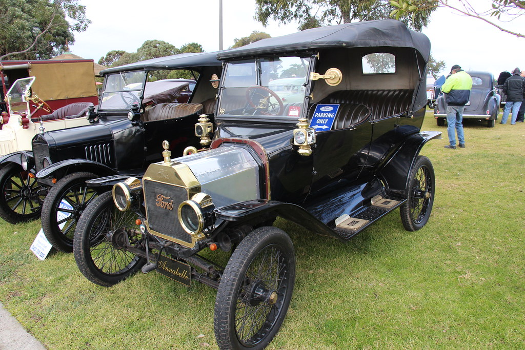 1913 Ford Model T T1 Tourer The Ford Motor Company Was
