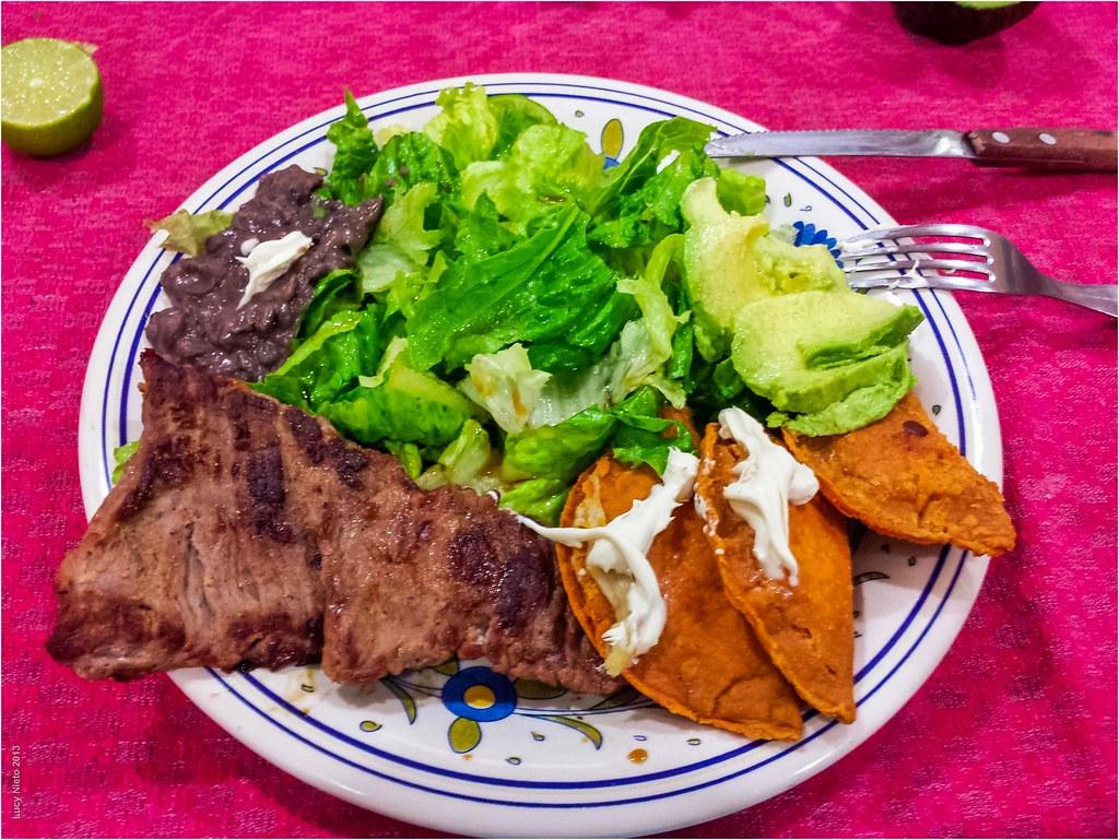 Enchiladas potosinas con cecina - SLP 131030 152300 1 Snap ...