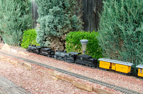 Layout #17: The Red Rocks Route Railroad | by Ben Shell