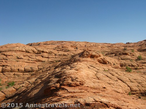 Near Coyote Gulch in Grand Staircase-Escalante National Monument, Utah