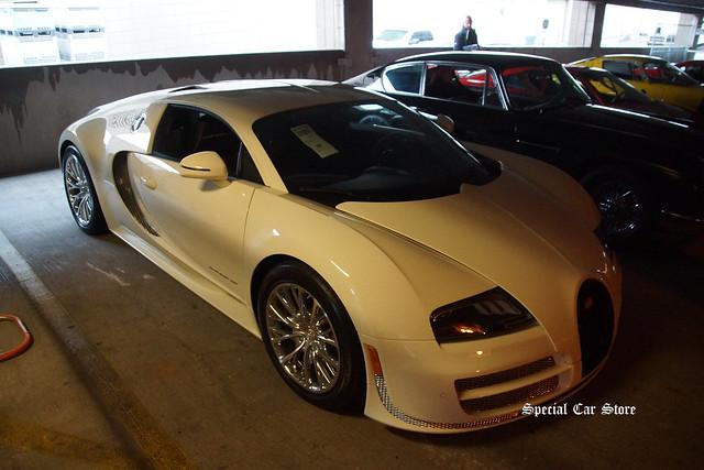 2013 Bugatti Veyron 16.4 Super Sport 300