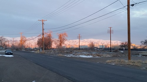 Sunrise Over Fernley
