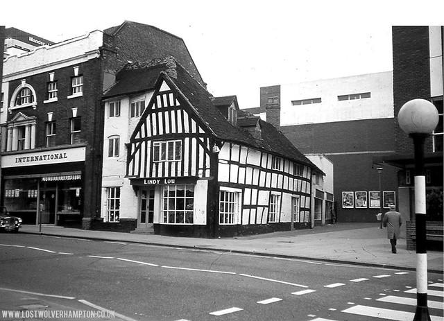 Lindy Lou's shop 1970's.