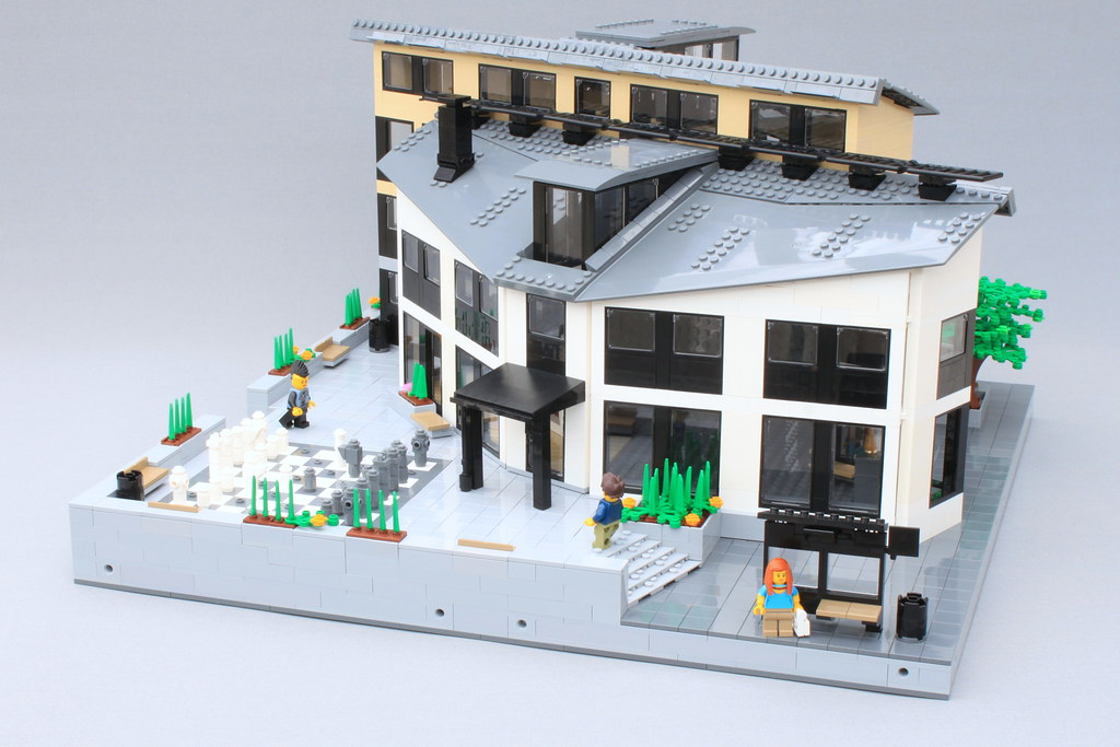 Modern Architecture Lego beautiful modern architecture lego dwell contest i with design