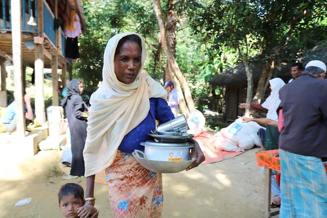 Myanmar emergency response 2016 | Islamic Relief UK