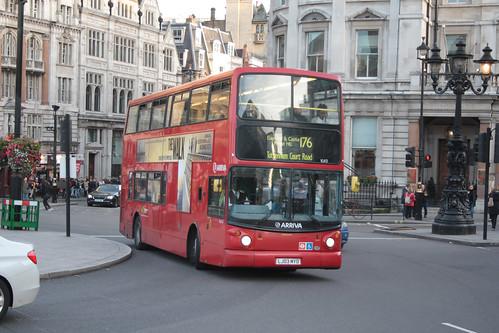 Arriva London South VLA13 LJ03MYD