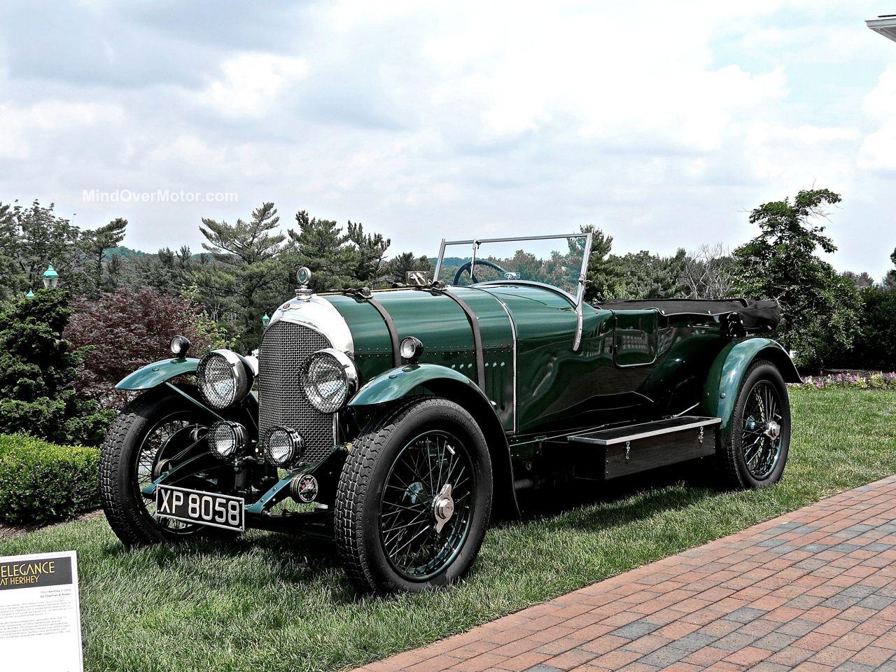 Hershey Elegance 2 Bentley 3 Litre