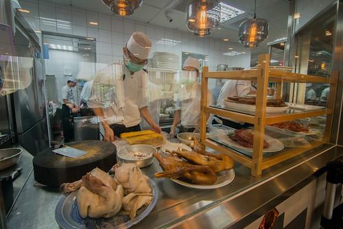 阿霞飯店第三代傳承好菜~在台南錦霞樓舒服享受超過70年好滋味 (1)
