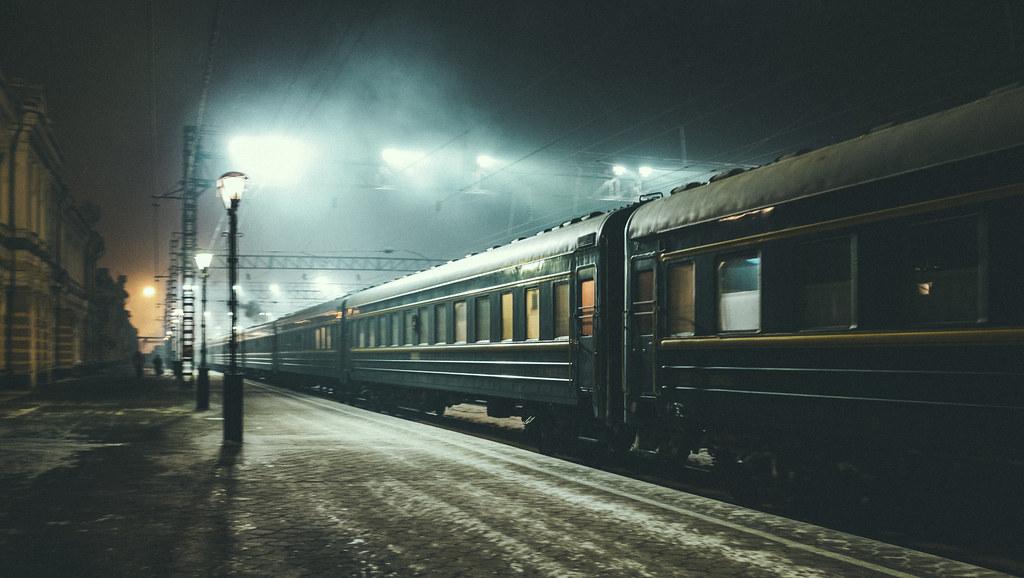Trans Siberian Railway | Trans-Mongolian K04 Train